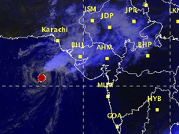 Nilofar Weakens Into Well Marked Low Pressure May Just Bring Rainfall