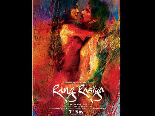 Rang Rasiya New Poster Is Out