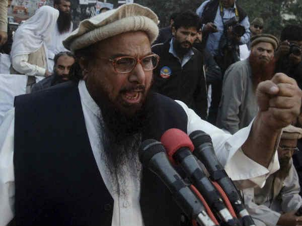 Hafiz Saeed Asks Let Recruit Flood Affected Kashmiri Youths