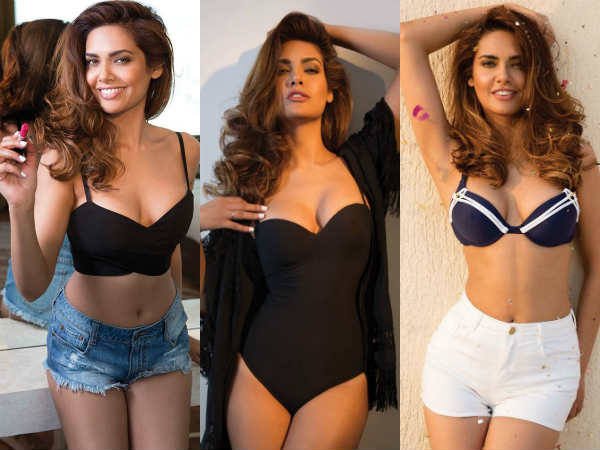 Esha Gupta Fhm Magazine Cover Girl