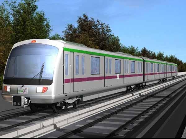 Centre Grants Permission Use Unused Railway Land Metro Project