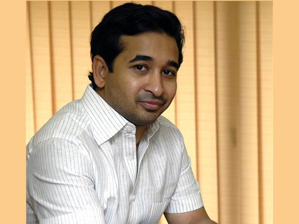 Nitesh Rane Wants Clean Up Marathi Hating Gujaratis