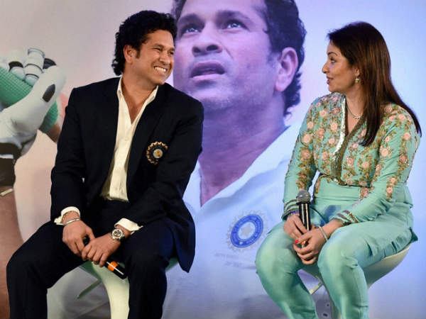 When Anjali Fell For 17 Year Old Sachin Tendulkar