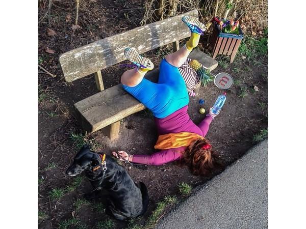 Hilarious Photos People Who Ve Fallen Down