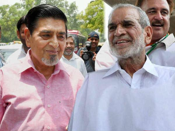Sajjan Kumar Jagdish Tytler To Play Crucial Role In Delhi Elections