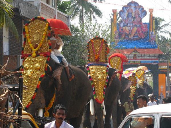 Thiruvananthapuram Temple City