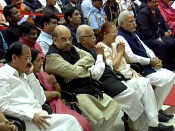 New Team Narendra Modi Took Oath As Cabinet State Ministers