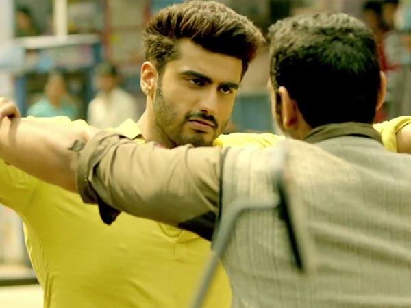 Breath Taking Scenes From Tevar Starring Arjun Kapoor Sonakshi Sinha