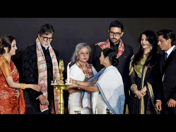 Shahrukh Khan Amitabh Jaya Bachchans All Is Well