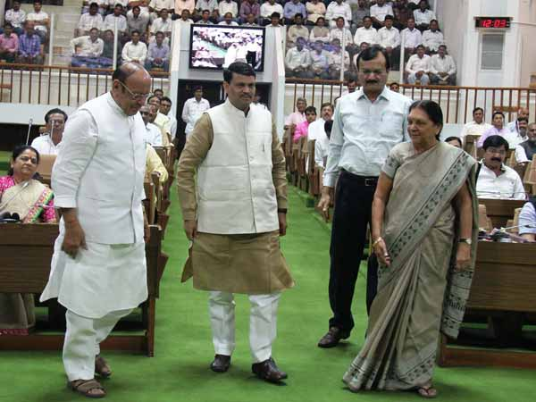 Ganpat Vasava Elected Speaker Gujarat Assembly Unopposed
