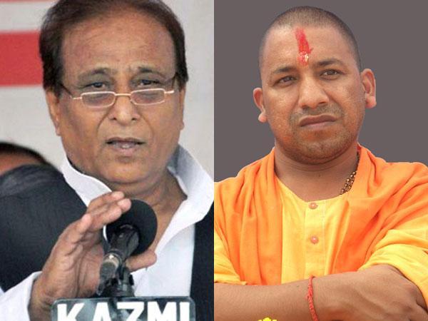 Bjp Mp Yogi Adityanath Racks Up Controversy With His Latest Statement On Azam Khan