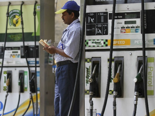 Govt Hikes Excise Duty On Diesel Petrol Rs 2 Litre
