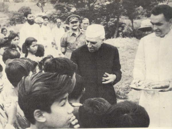 When Jawahar Lal Nehru Got Serious About Border Security