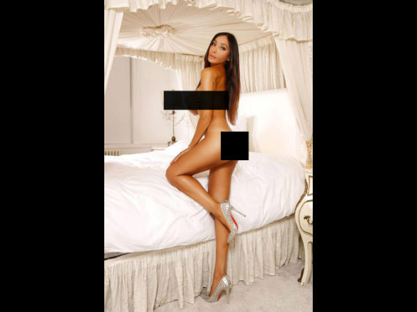 Actress Model Sofia Hayat Goes Nude Rohit Sharma
