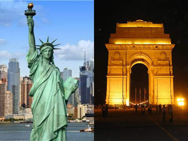 Delhi Is Denser And Safer Than New York Report