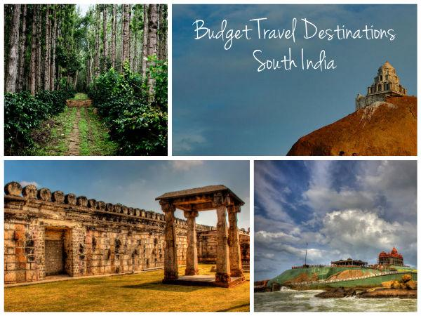 Top 10 Budget Travel Destinations South