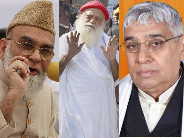 What Is Common Among Sant Ram Pal Asaram Bapu Imam Syed Ahmed Bukhari