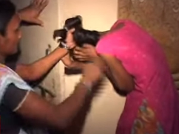 Watch Video Wife Catch Her Husband With His Girlfriend