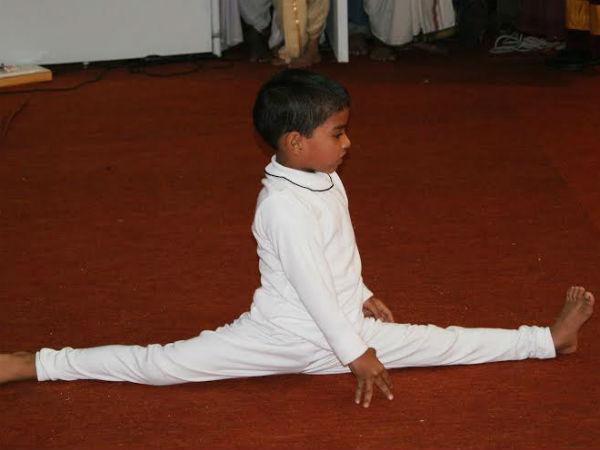 Meet Rohit Who Could Challenge Baba Ramdev Yoga