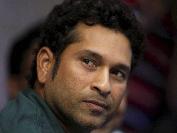 Playing It My Way Sachin Tendulkar Once Played With Tissues Inside Underwear