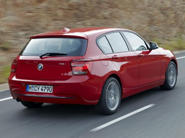 Bmw India Offers Its 1 Series For Inr 555 A Day