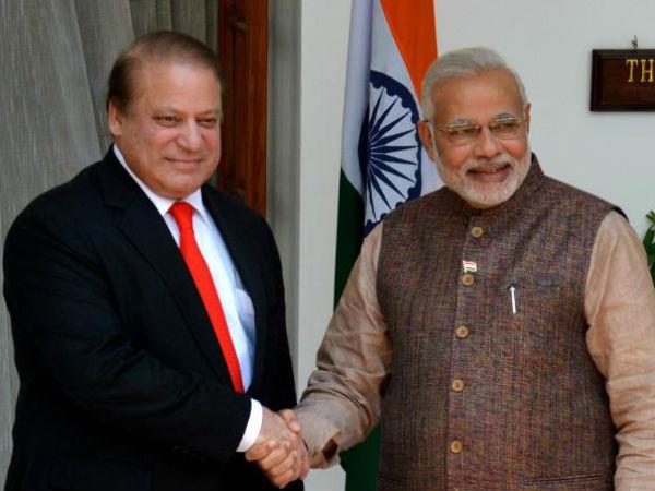 Pm Modi Speaks Sharif On Cricket World Cup