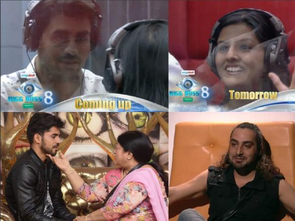 Bigg Boss 8 Real Beautiful Love Stories Preetam Praneet Gautam Karishma