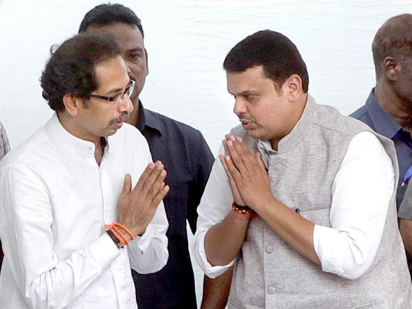 Shiv Sena Bjp Close To Alliance Deal In Maharashtra