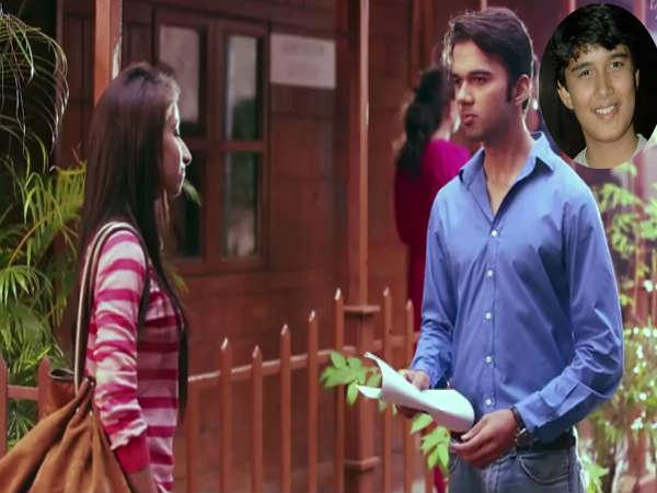 Balika Vadhu S Jagiya Avinash Mukherjee Is Bad With Stud Look