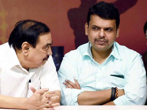 Fadnavis Government Shivsena May Join Hands Together Maharashtra