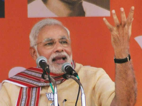 India Will Not Develop Till Northeast Develops Tweets Pm Narendra Modi