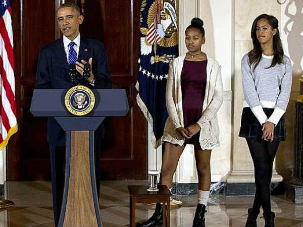 Now Barack Obama S Daughters Criticised Wearing Short Skirts By Elizabeth Lauten