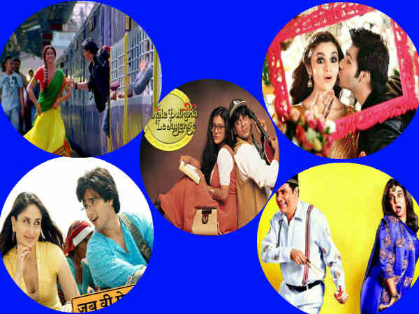Movies Inspired From Dilwale Dulhania Le Jayenge