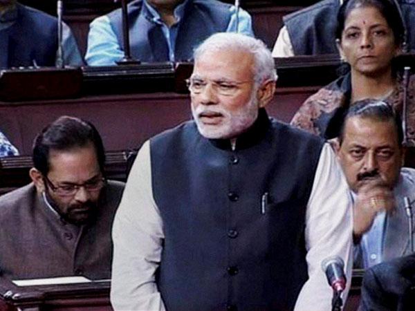 Narendra Modi Disapprove Ministers Remark In Lok Sabha Bjp Shown Gandhigiri
