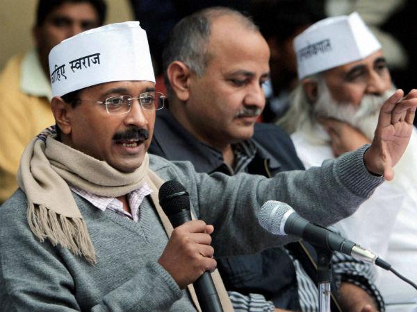Arvind Kejriwal Third Front Mega Allince Against Narendra Modi