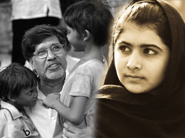 Asia S Big Moment Malala Satyarthi Receive Nobel Prize