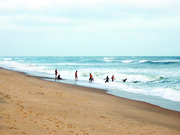 Pingleshwar Beach Is Wonderful Attraction Tourist Location