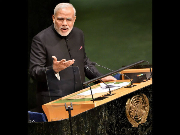 After Modi S Appeal United Nations Declare June 21 As International Yoga Day