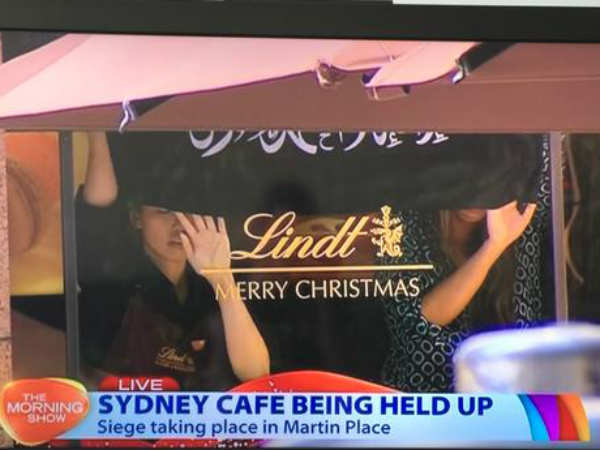 Isis Gunman Take Several People Hostage At Cafe In Sydney Austrelia