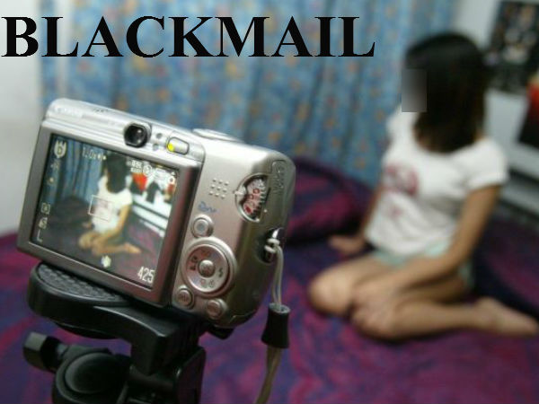 Man S Blackmail By Maid Gives His Wife Heart Attack