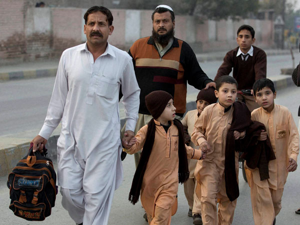 Pakistan Kills Peshawar School Massacre Planner Saddam