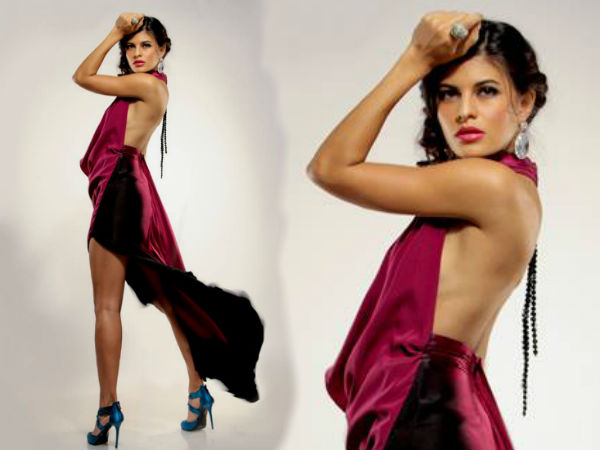 Jacqueline Fernandez Named Woman The Year Peta India