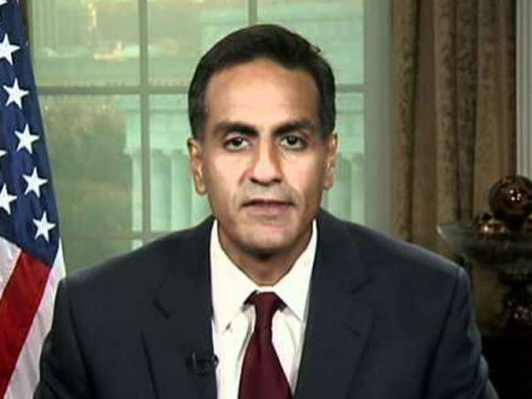 Richard Verma Sworn As Us Ambassador India