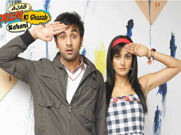 Jagga Jasoos Poster Spoof Ranbir Katrina Look From Ajab Prem