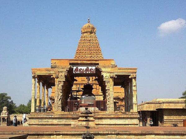 Brihadeshwara Temple The Magnificent Structure In Pics