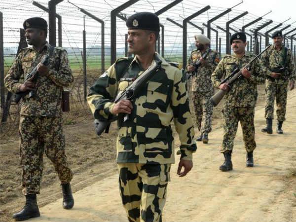 Bsf Returns Pakistani Kid Who Crossed Border