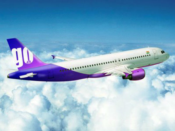 Goair Airline Offers Discount Lowest