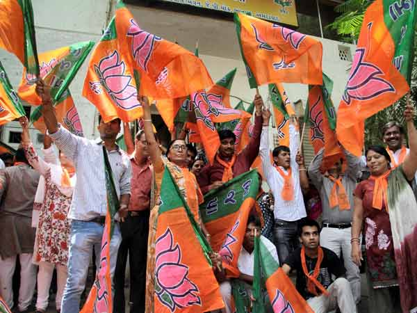 Jharkhand Is Going To Get The First Clear Majority Government Of Bjp