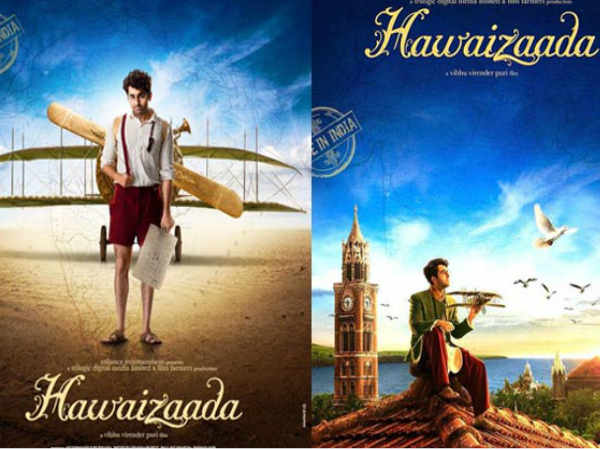 Trailer Hawaizaada Aayushman Khurrana S Act Stands Out