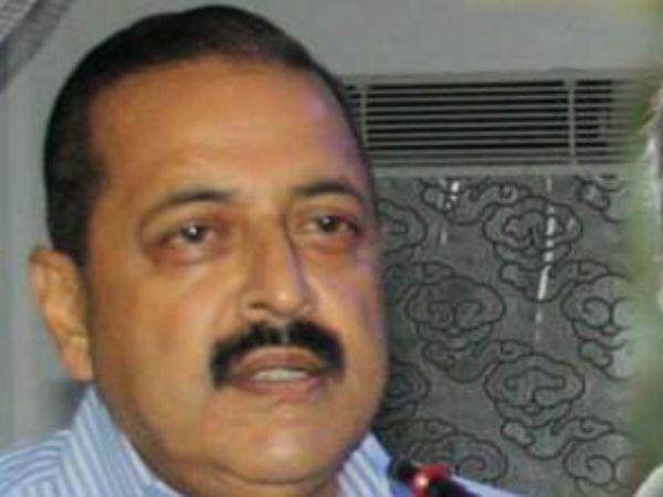 J K Jitendra Singh Be Bjp S Cm Candidate Omar Abdullah Refuses Support